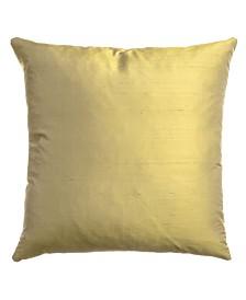 Tasar Silk Decor Pillow