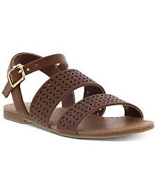 Kenneth Cole Toddler Girls Kiera Celine Sandals