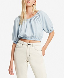 Julienne Off-The-Shoulder Top