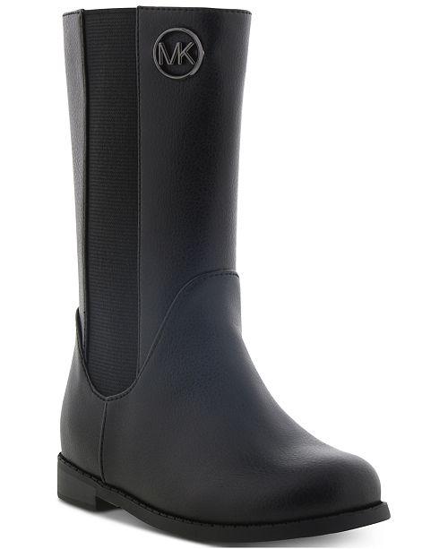 Michael Kors Toddler Girls Emma Rubie Tall Boots