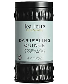 Tea Forte LTC Darjeeling Quince Loose-Leaf Tea
