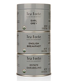 LTC Trio Black Tea Loose-Leaf Tea