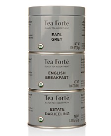 Tea Forte LTC Trio Black Tea Loose-Leaf Tea