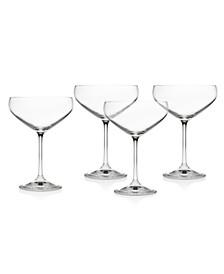 Godinger Meredian Coupes - Set of 4