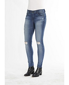 "30"" Luxe Touch ""Ab"" Solution Jegging"