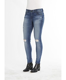 "Democracy 30"" Luxe Touch ""Ab"" Solution Jegging"
