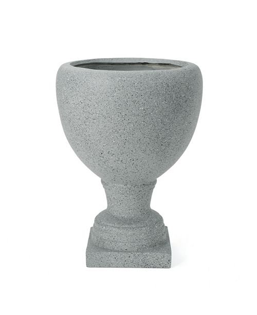 Noble House Shira Outdoor Urn, Quick Ship