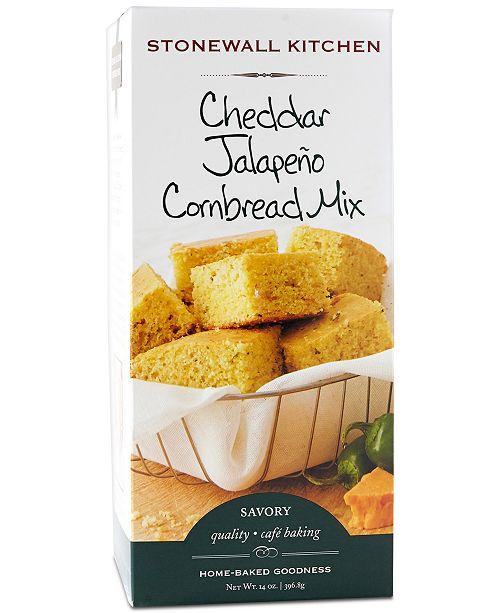 Stonewall Kitchen Cheddar Jalapeño Cornbread Mix