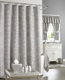 J Queen New York Colette Extra Long Shower Curtain