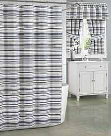 J Queen New York Aedan Long Shower Curtain