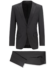 BOSS Men's Halven/Gentry Slim-Fit Wool Tuxedo