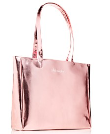 Receive a FREE Rose Gold Metallic Tote with any Philosophy Set purchase