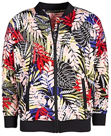 Ideology Big Girls Printed Bomber Jacket, Created for Macy's