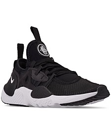 Nike Boys' Huarache E.D.G.E. TXT Casual Sneakers from Finish Line