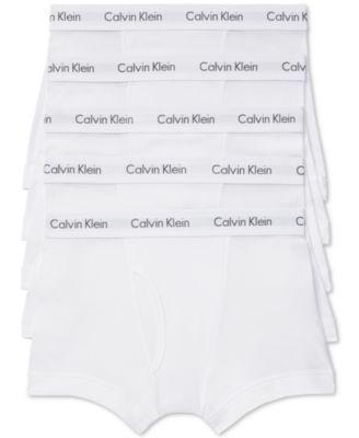Men's 5-Pk. Cotton Classic Trunks