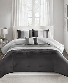 510 Design Terence Full/Queen 4 Piece Comforter Set