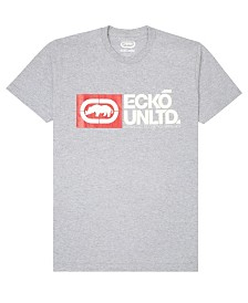 Ecko Unltd Men's Cultered Crafted Tee