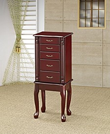 Marion 4-Drawer Jewelry Armoire
