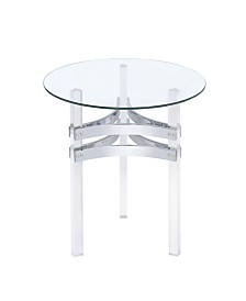 Oceanside Round End Table