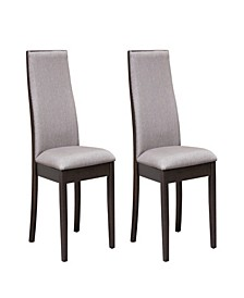 Baylor Upholstered Dining Chairs (Set of 2)