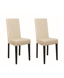 Armand Upholstered Dining Chairs (Set of 2)