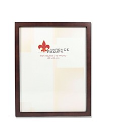 "755980 Espresso Wood Picture Frame - 8"" x 10"""