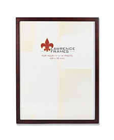 "755911 Espresso Wood Picture Frame - 11"" x 14"""