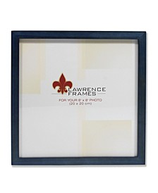 """755788 Blue Wood Picture Frame - 8"""" x 8"""""""