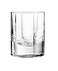 Trend Double Old Fashioned Glasses, Set Of 4
