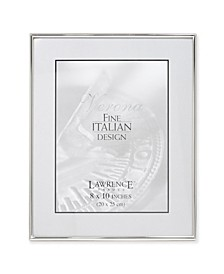"""Simply Silver Metal Picture Frame - 8"""" x 10"""""""