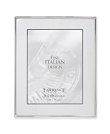 "Lawrence Frames Simply Silver Metal Picture Frame - 8"" x 10"""