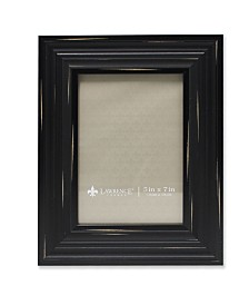 """Lawrence Frames Weathered Black Richmond Picture Frame - 5"""" x 7"""""""