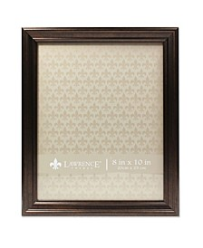 "Classic Detailed Oil Rubbed Bronze Picture Frame - 8"" x 10"""