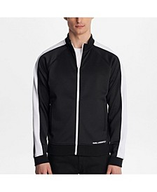 Paris Track Jacket With Contrast