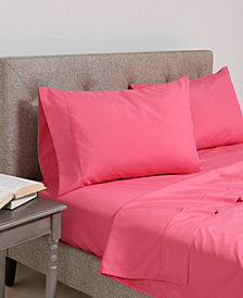 Home Dynamix Andover Hills 4-Piece Soft Microfiber King Sheet Set