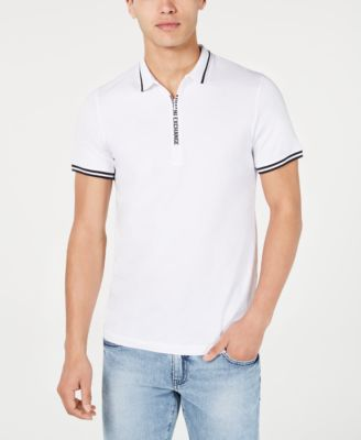 Fixed Cotton Jersey Polo Shirt