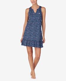 Lauren Ralph Lauren Cotton Knit Nightgown