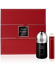 Men's 2-Pc. Pasha de Cartier Edition Noire Gift Set