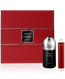 Cartier Men's 2-Pc. Pasha de Cartier Edition Noire Gift Set