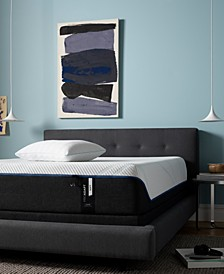 "TEMPUR-ProAdapt 12"" Soft Mattress Set- Twin"