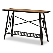 Allaire Console Table, Quick Ship