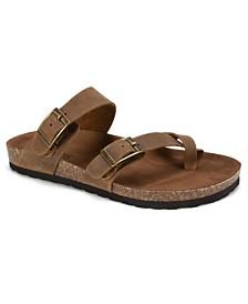 White Mountain Gracie Flat Sandals