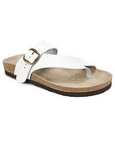 Women's Carly Footbed Sandals