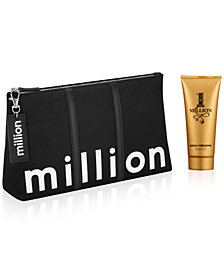 Receive a Paco Rabanne 2-Pc. Gift with any Large Spray Purchase from any Paco Rabanne 1 Million Men's Fragrance Collection