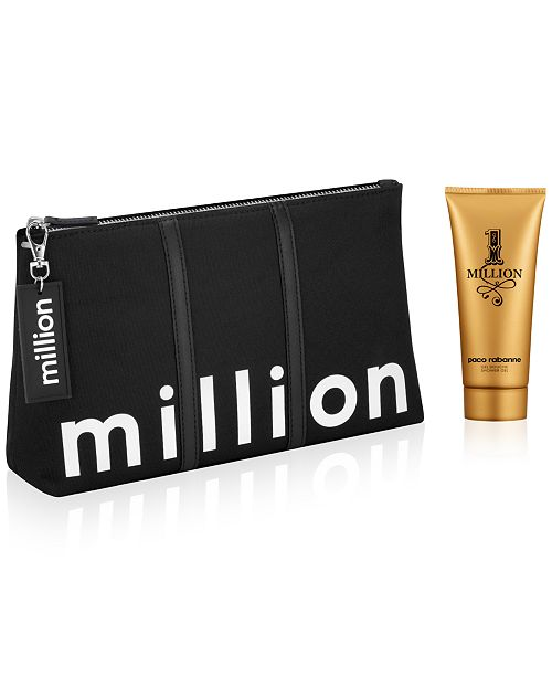 Paco Rabanne Receive a Paco Rabanne 2-Pc. Gift with any Large Spray Purchase from any Paco Rabanne 1 Million Men's Fragrance Collection