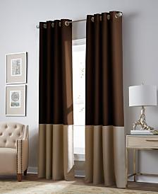 Curtainworks Kendall Blackout 50x108 Window Panel