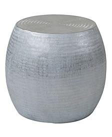 Melrose Aluminum Accent Table