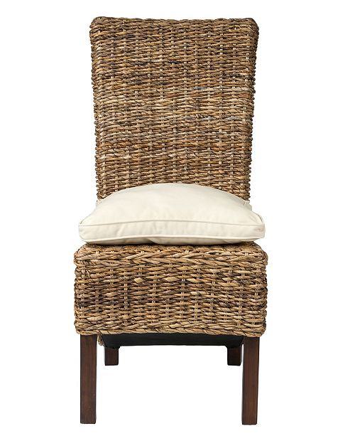 East At Main Milford Abaca Dining Chair