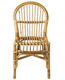 East At Main's Troy Rattan Dining Chair