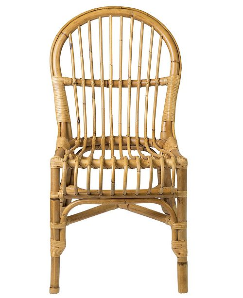 East At Main Troy Rattan Dining Chair